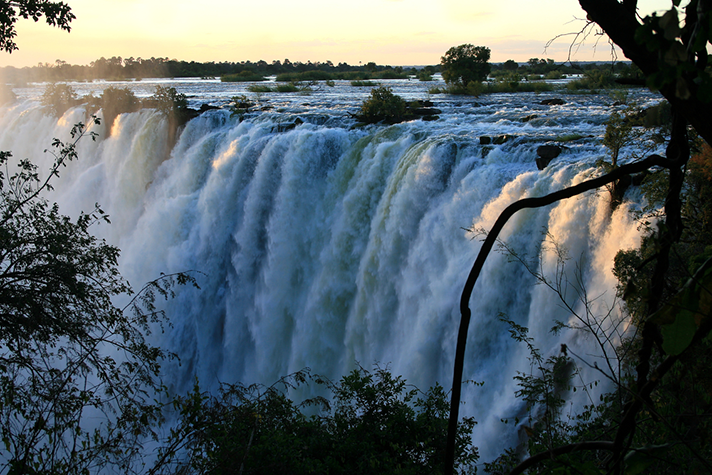 Victoria Falls Bridge (Border of Zimbabwe and Zambia)